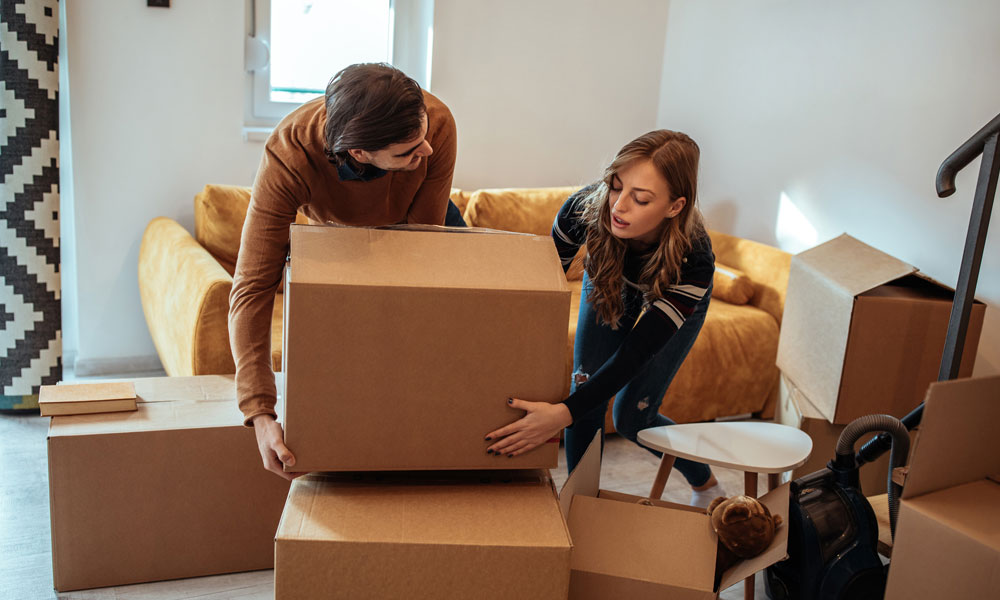 How to Move Home on a Budget