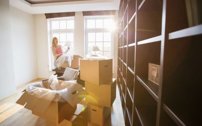 The Best Way to Unpack after Moving Home